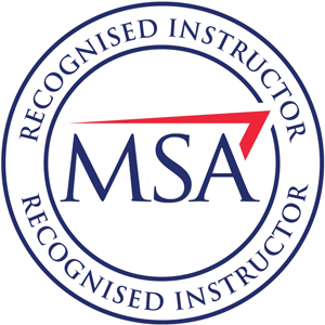 MSA Recognised Instructor