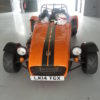 Caterham R400 at Silverstone GP Circuit
